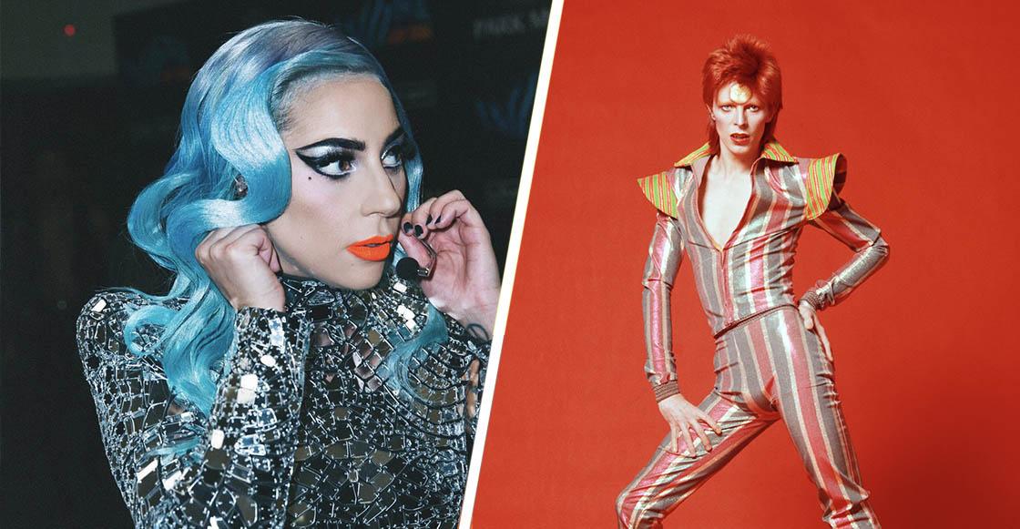Lady Gaga coverea a David Bowie en su residencia de Las Vegas