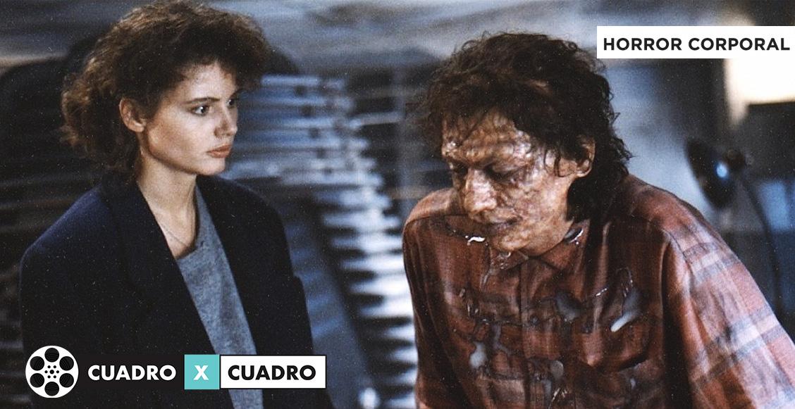 CuadroXCuadro: 'La mosca' de Cronenberg y las similitudes entre hombre e insecto