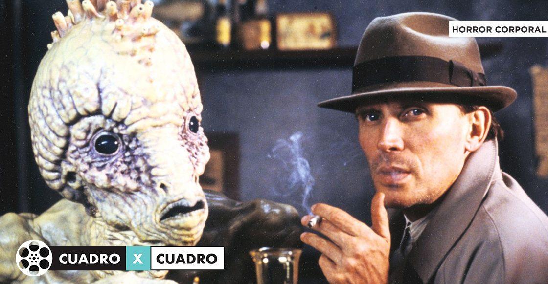 CuadroXCuadro: 'Naked Lunch' y el amor por lo grotesco de Cronenberg y Burroughs