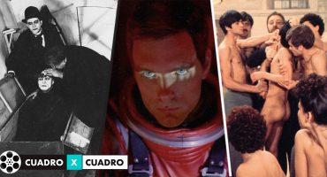 CuadroXCuadro 2018: El recorrido fílmico de Fritz Lang a Kubrick y viceversa