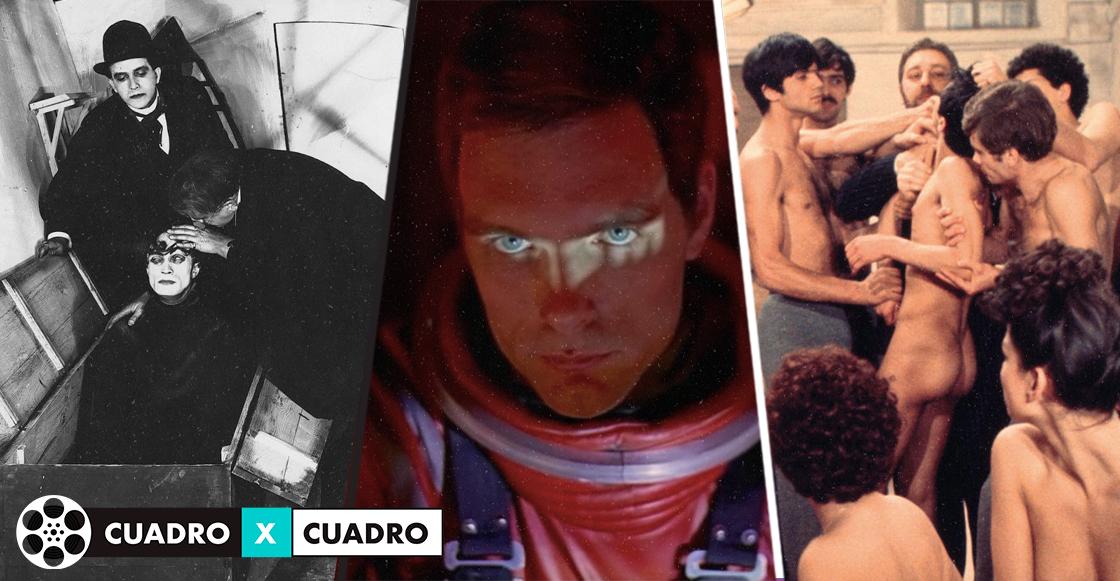 CuadroXCuadro: El recorrido fílmico de Fritz Lang a Kubrick y viceversa