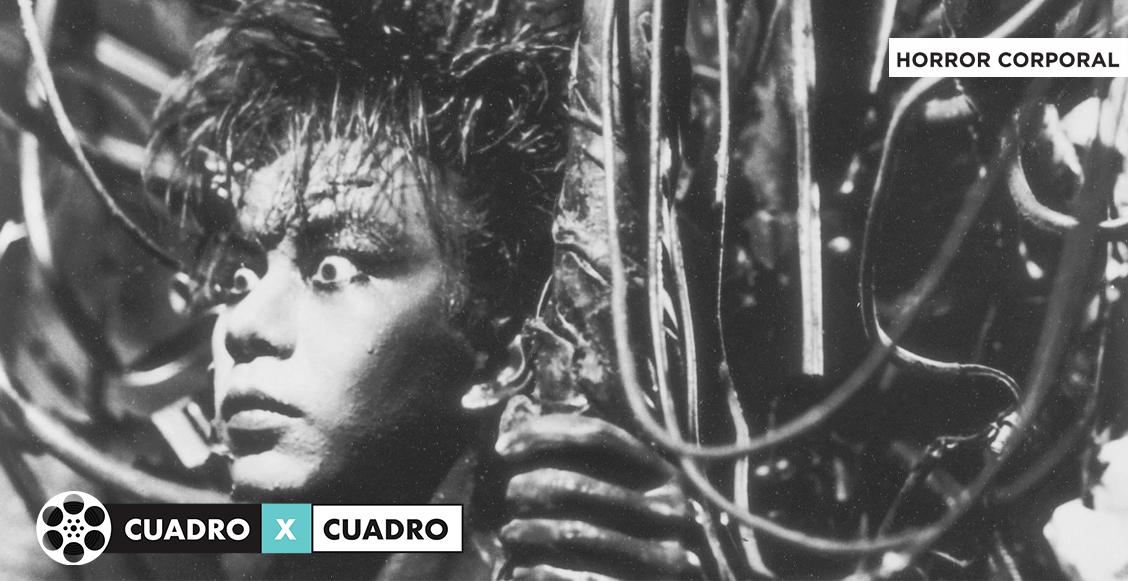 CuadroXCuadro: 'Tetsuo: The Iron Man' y el sexo como símbolo de decadencia