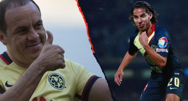 """Cuauhtémoc Blanco: """"El futbol mexicano necesita más jugadores como Diego Lainez"""""""