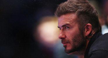 David Beckham viajaría al espacio; sería el primer futbolista fuera de la tierra