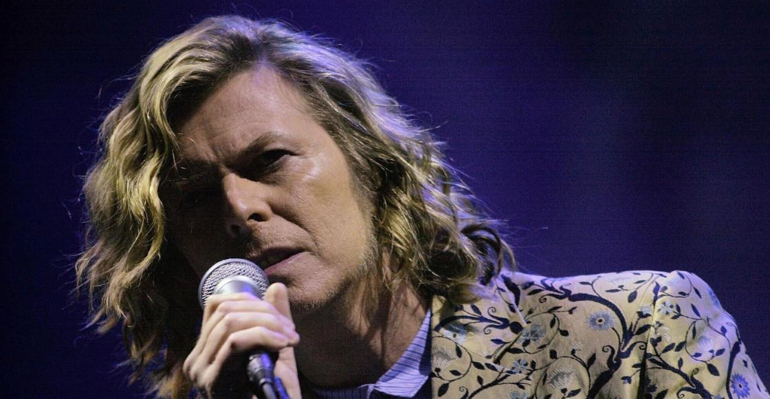 ¡Ya está disponible la presentación de David Bowie en Glastonbury 2000!