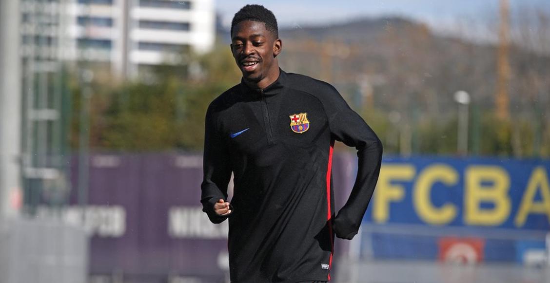 Dembélé recibiría sanción del Barcelona… ¡se quedó dormido y llegó tarde al entrenamiento!