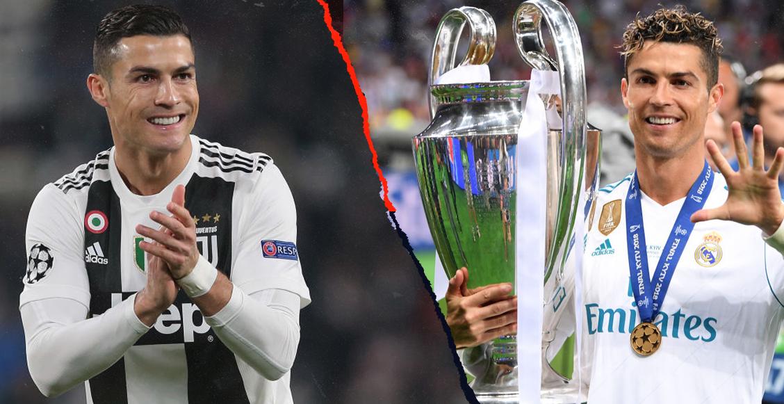 Revelan detalles del fichaje de Cristiano Ronaldo a la Juventus; Final de Champions fue decisiva
