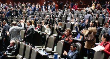 Diputados avalan ampliación de catálogo de delitos para la extinción de dominio