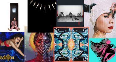 Estos fueron los mejores discos del 2018, ¿cuál fue tu favorito?