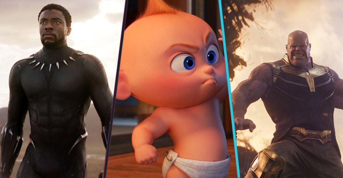 Cerrando bien el año: Disney fue la compañía cinematográfica que más dinero hizo en 2018