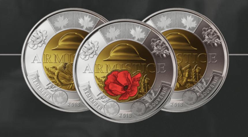 Canadá estrenará moneda en honor de la liberación gay