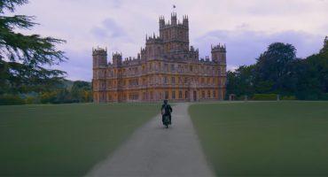 Ponte británico con el primer teaser tráiler de la película de 'Downton Abbey'