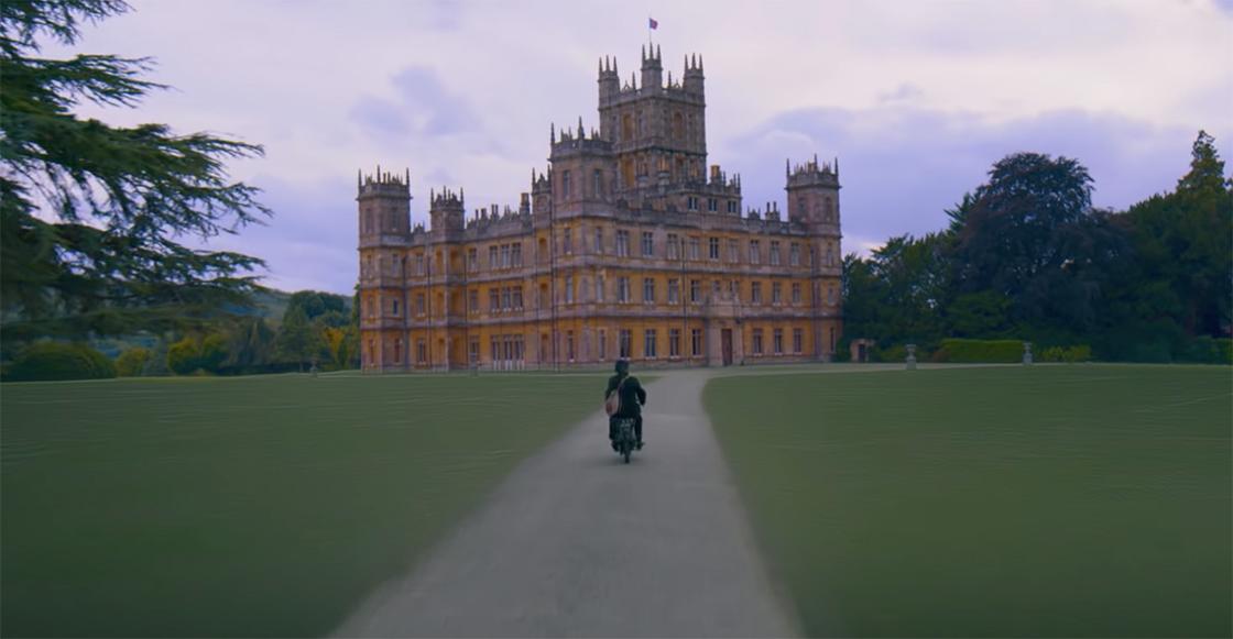 Ponte británico con el primer teaser de la película de 'Downton Abbey'