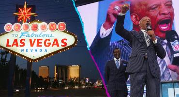 'La Ciudad del Pecado' será sede del Draft 2020 de la NFL