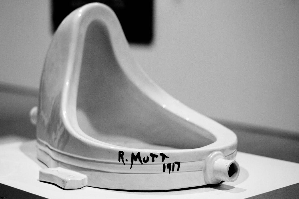 ¡Hola, 2019! Habrá exposición conjunta de Duchamp y Koons en México