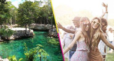 'Esto es Tulum': La fiesta de fin de año llena de electrónica y naturaleza