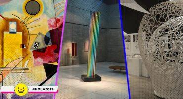 8 increíbles exposiciones que no debes perderte en 2019