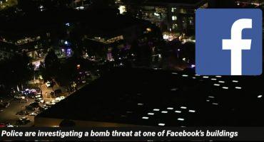Evacuan oficinas de Facebook por amenaza de bomba