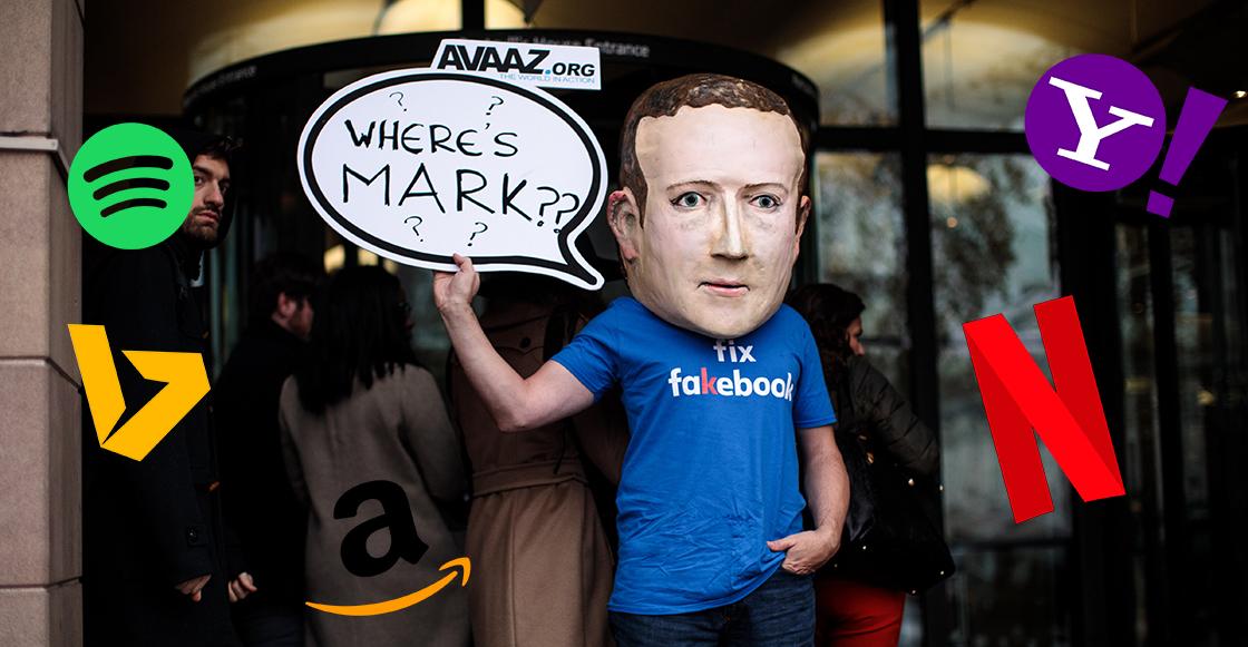 ¡Achis, achis! Facebook permitió a estas empresas leer tus mensajes y acceder a tu información