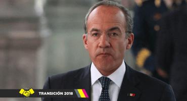 ¿Haciendo amigos? Felipe Calderón le desea éxito a AMLO en su gobierno