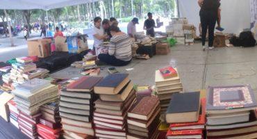 Siempre sí habrá Feria del Libro de la Alameda... pero en Reforma