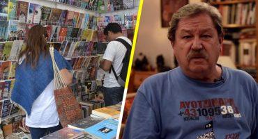 Por ambulantaje, se cancela Feria del Libro en la Alameda Central