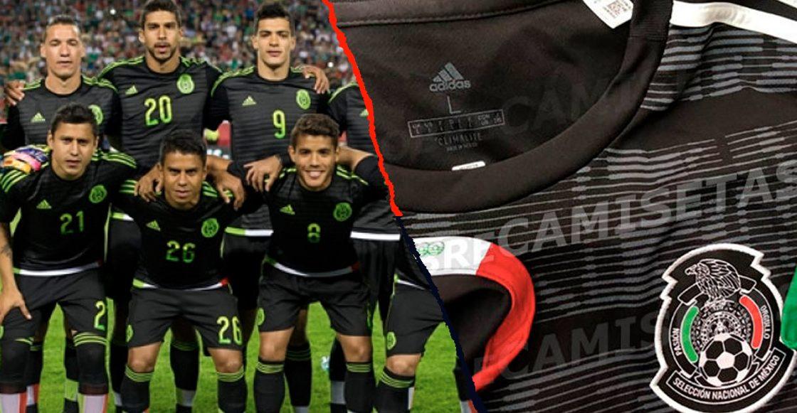 54438c0e36082 Se filtró el posible nuevo uniforme de la Selección Mexicana para 2019