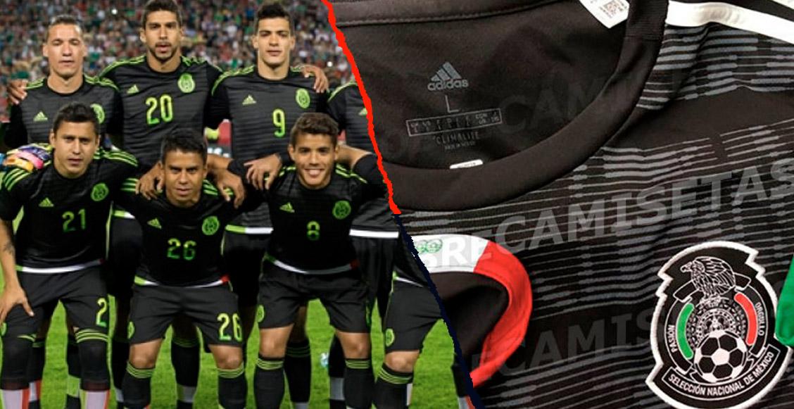 ecf191ae0ea52 Se filtró el posible nuevo uniforme de la Selección Mexicana para 2019