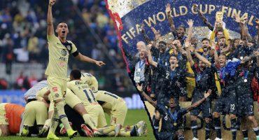 ¿Real? Final de la Liga MX le ganó en rating a la del Mundial de Rusia 2018