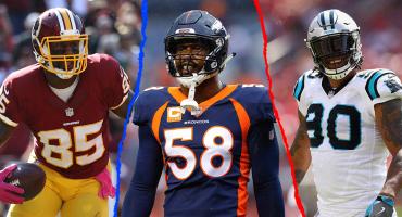 La NFL da a conocer a los candidatos al premio Walter Payton