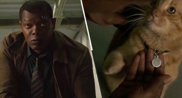 ¿Acaso el nuevo tráiler de 'Captain Marvel' revela cómo fue que Fury perdió su ojo?