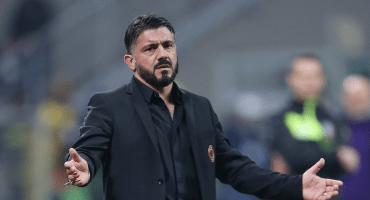 Gattuso lamenta que toda la afición del Inter pague por
