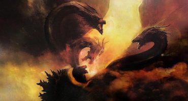 Así podrían verse los titanes en Godzilla: King of the Monsters
