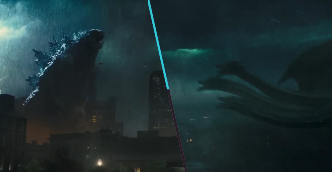 ¡Así luce King Ghidorah en el tráiler de Godzilla: King of the Monsters!