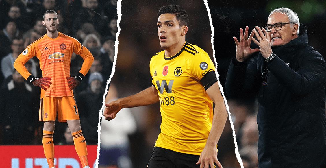 El gol de Jiménez, el oso de De Gea y el reencuentro Ranieri-Leicester: Lo que nos dejó la Premier