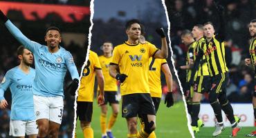 El gol de Jiménez y la casi cruzazuleada del Watford: Lo que nos dejó la Premier
