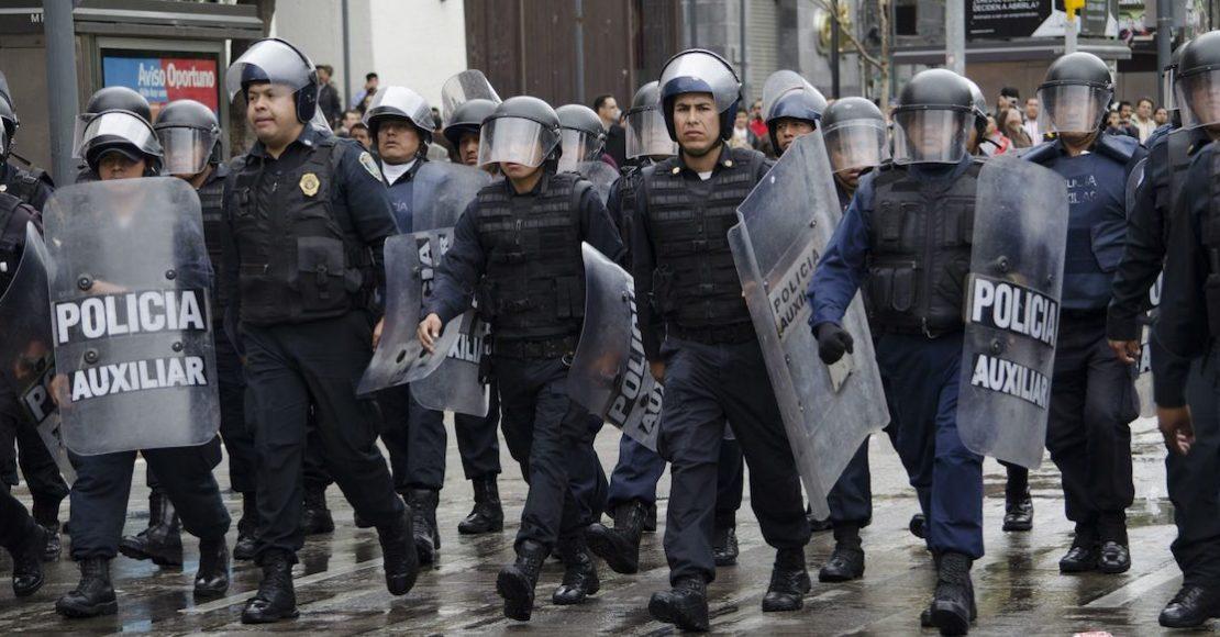 Va a desaparecer el Cuerpo de Granaderos en la Ciudad de México: Sheinbaum