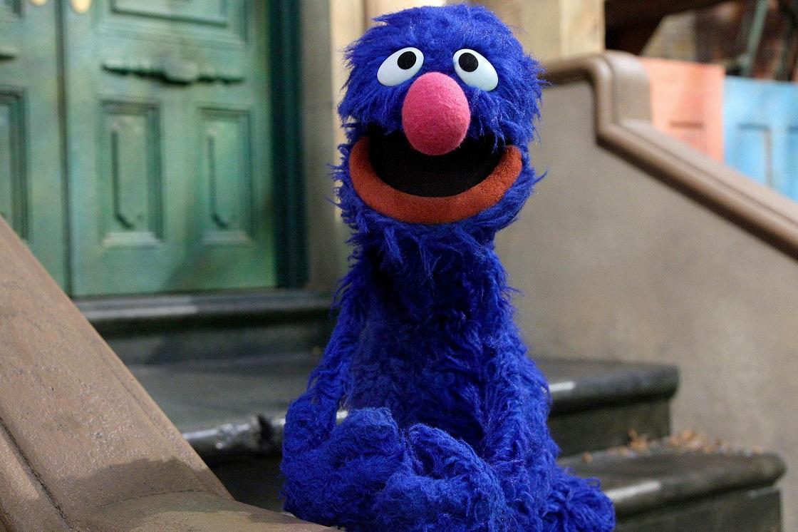 Internet todavía se pregunta si Grover dijo una grosería en Plaza Sésamo