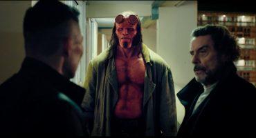 Navidad adelantada: ¡Checa el primer tráiler de la nueva película de Hellboy!