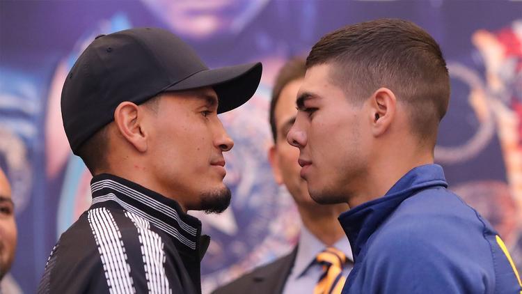 'Gallo' Estrada vs Víctor Méndez: La última pelea de box que transmitirá HBO
