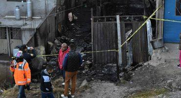 El incendio que mató a 7 menores en Iztapalapa pudo haber sido provocado: PGJ