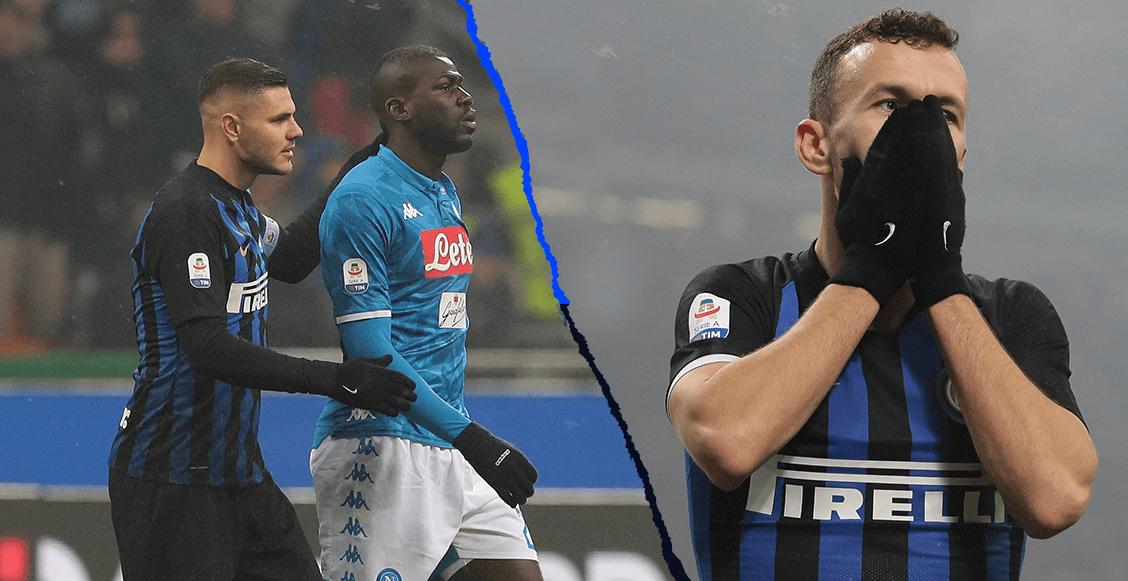¿Que pasa en la Serie A? Le cierra el estadio al Inter por cánticos racistas... y también suspende a la víctima
