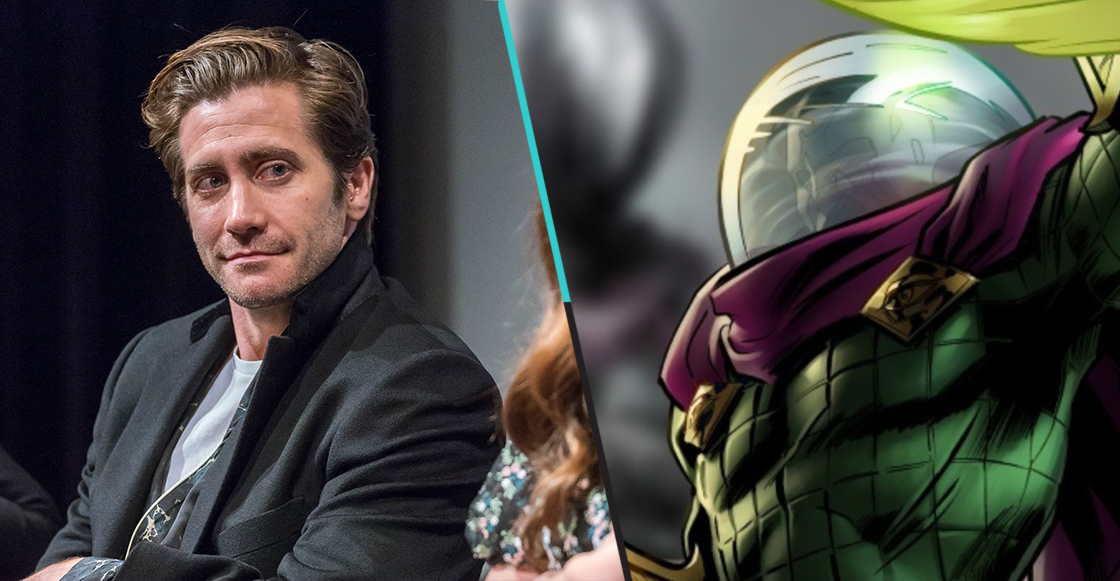 Así es como Jake Gyllenhaal confirmó que será Mysterio en Spider-Man: Far From Home