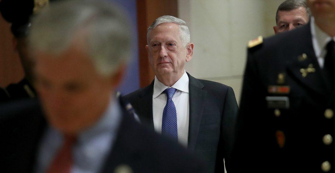 Antes de irse, James Mattis firmó el retiro del ejercito estadounidense de Siria