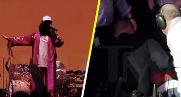 Jared Leto detiene su concierto para evitar que la seguridad abuse de un fan