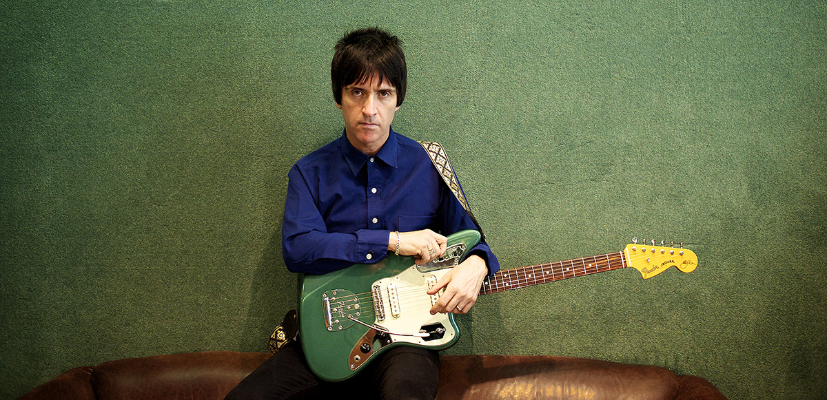 "Mira a Johnny Marr tocar por primera vez en vivo ""This Charming Man"""