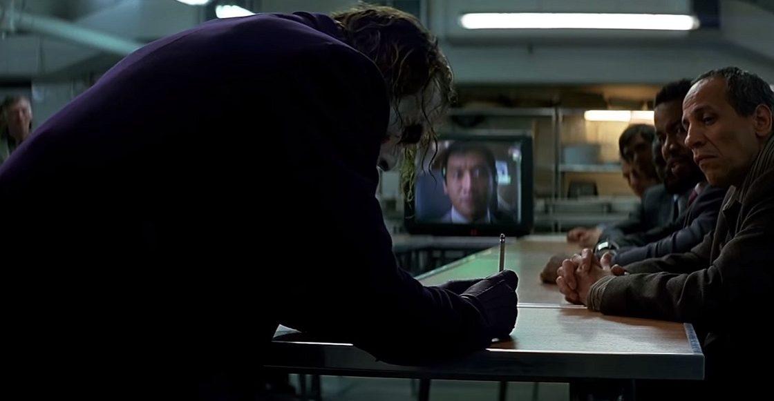 Joker - Truco con el lápiz
