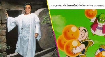 Levántate y anda: ¡Acá los mejores memes de la resurrección de Juan Gabriel!