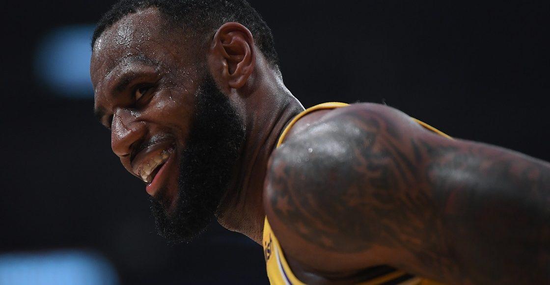 LeBron James - Estrella de Los Angeles Lakers
