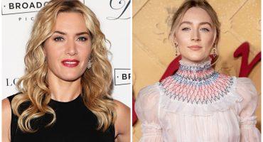 Kate Winslet y Saoirse Ronan serán amantes en el filme Ammonite